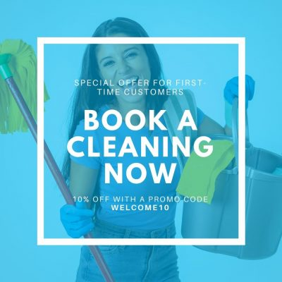 BOOK A CLEANING NOW